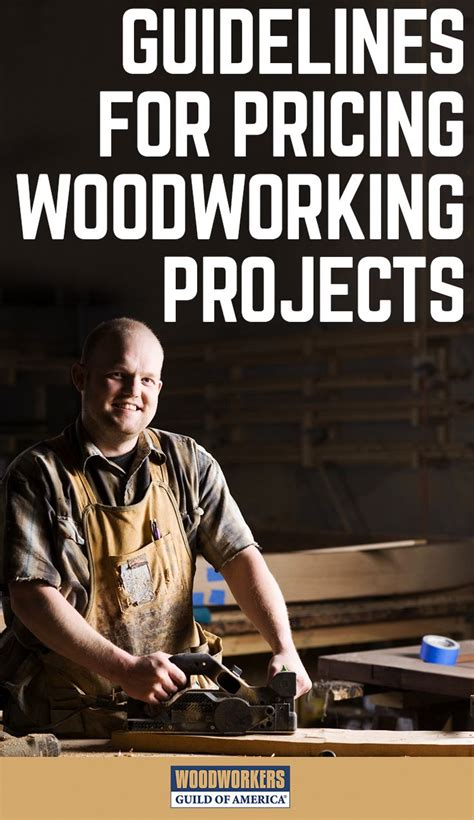 How to price your woodworking projects Image
