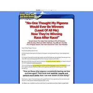 How to race pigeons true racing secrets revealed! cheap