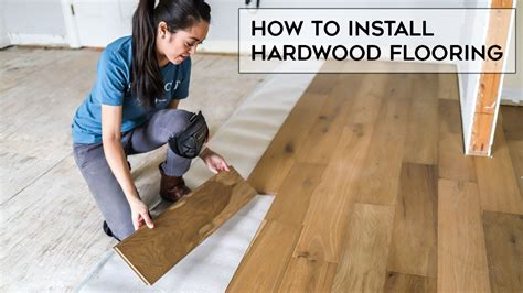 How to replace wood floor Image