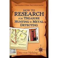 How to research for treasure hunting and metal detecting e book that works