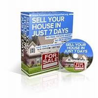 How to sell your house in just 7 days specials