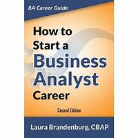 Cash back for how to start a business analyst career