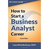 How to start a business analyst career compare