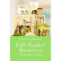 How to start a gift basket business work or scam?