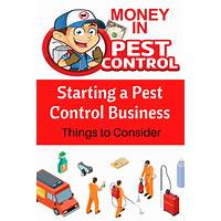 How to start a pest control business 50% commissions that works