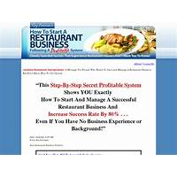 Discount how to start a restaurant following a profitable system