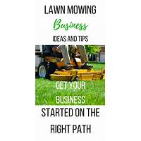 How to start, grow and run a profitable lawn care business discount
