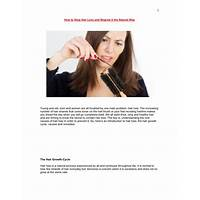 How to stop hair loss and regrow it the natural way promo codes