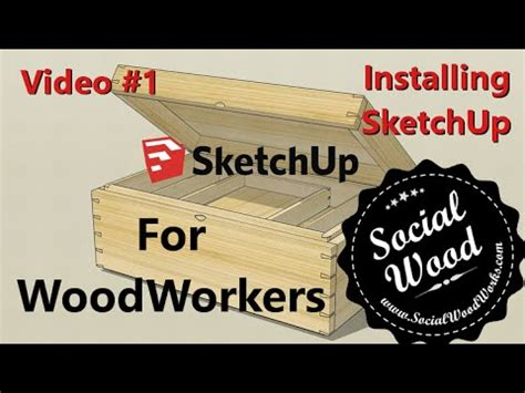 How to use google sketchup for woodworking intro Image
