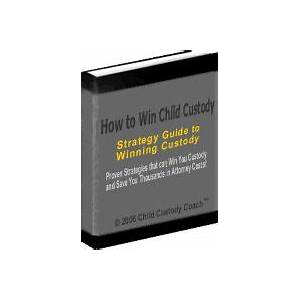 How to win child custody ebook strategy guide to winning child custody by the custody coach? promo codes