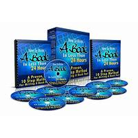 Cheapest how to write a book in less than 24 hours 3 kindle upsells