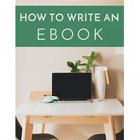 How to write a how to book (or ebook guide
