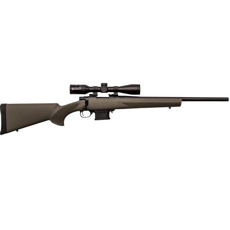 Howa 1500 223rem 20 Threaded Heavy Barrel Hogue
