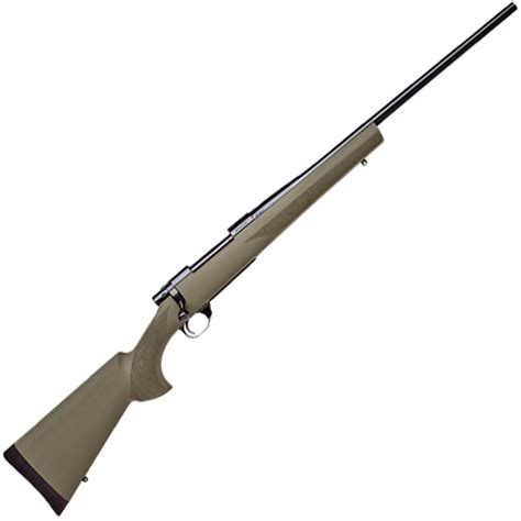 Howa 1500 Hogue Bolt Action Rifle Review