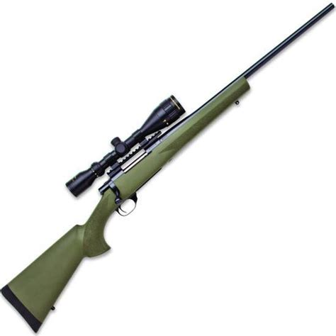 Howa Hogue Gameking 270 Winchester Bolt Action Rifle