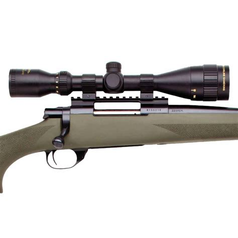 Howa Hogue Gameking Package Bolt Action Rifle Review