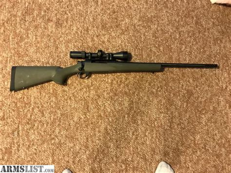 Howa Rifle In 375 Ruger