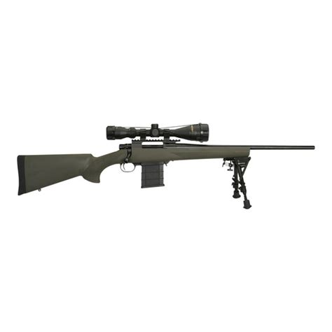 Howa Whitetail 308 Bolt Action Rifle Accuracy