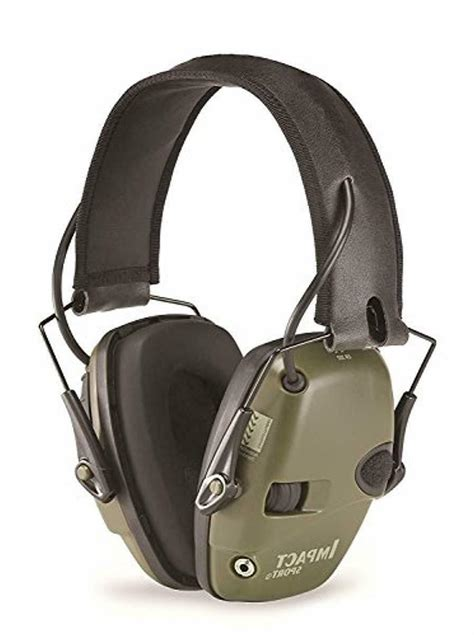Howard Leight By Honeywell Impact Sport Sound