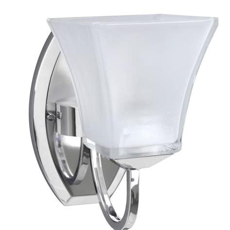 Hower Metal Bathroom 1-Light Bath Sconce