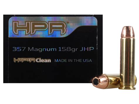 Hpr 357 Ammo Review
