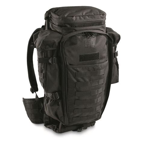 Hq Issue Assault Pack With Rifle Holder