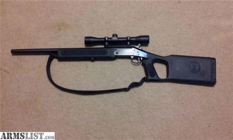 Hr 308 Survival Rifle