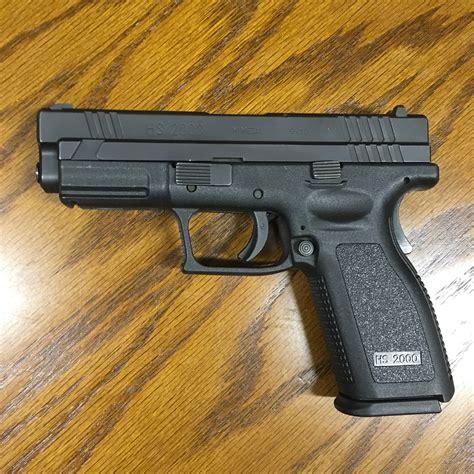Hs2000 9mm Handguns