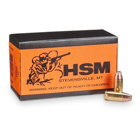 Hsm Ammo Reviews 44spl