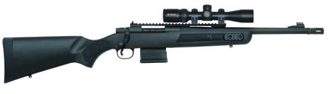 Rifle-Scopes Http Www.mossberg.com Product Mvp-Scout-Rifle-Scoped-Combo-27793.