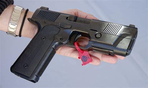 Hudson Handgun