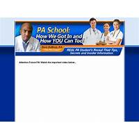 Huge demand for the physician assistant profession reviews