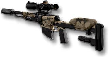 Human Revolution Silenced Sniper Rifle
