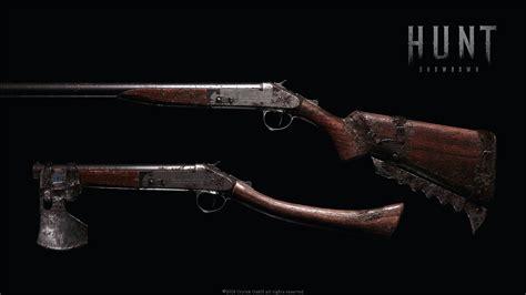 Hunt Showdown Shotgun