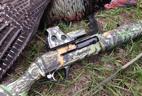 Hunt Turkey Scope On Shotgun