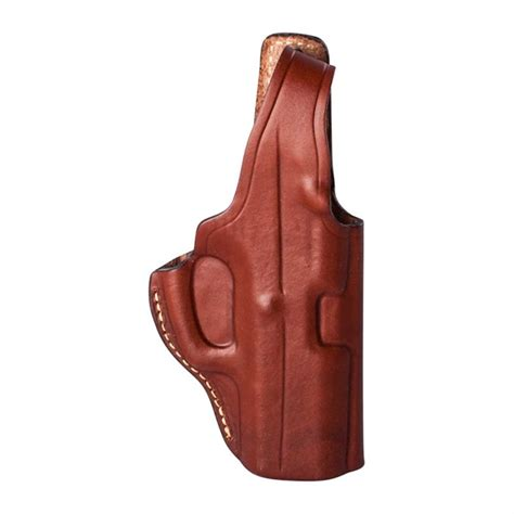 Hunter Company 5000 Series High Ride Holster With Thumb Break Ruger P93 95 High Ride Holster Wthumb Break
