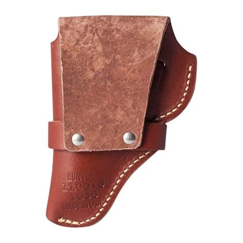 Hunter Company Snap Off 1100 Series Leather Holster Sw 30 31 2 Snap Off Leather Holster