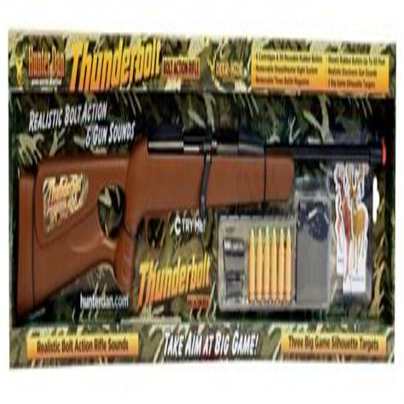 Hunter Dan Deerhide Thunderbolt Bolt Action Toy Rifle Set