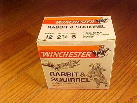 Hunting Rabbit Shotgun Shells