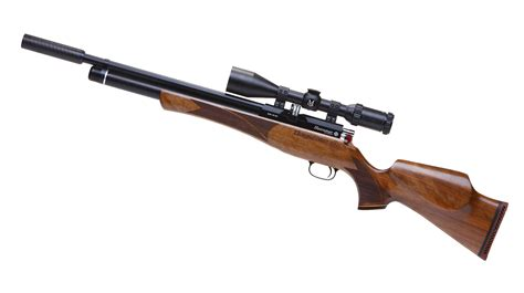 Hunting Range With A Pcp Air Rifle
