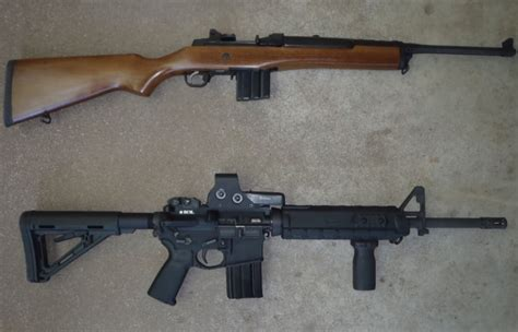 Hunting Rifle Ar15 And Extra Upper Reciever Hard Case