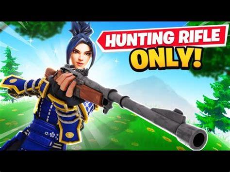 Hunting Rifle Challenge