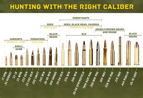 Hunting Rifle Chart