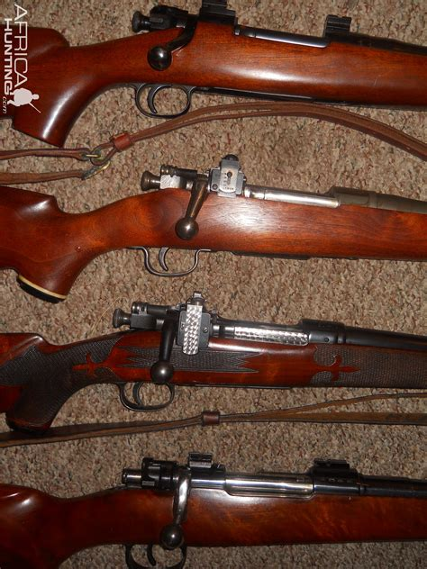 Hunting Rifle Collection