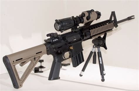 Hunting Rifle Compare To Ar15