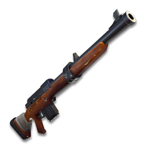 Hunting Rifle Fortnite Background