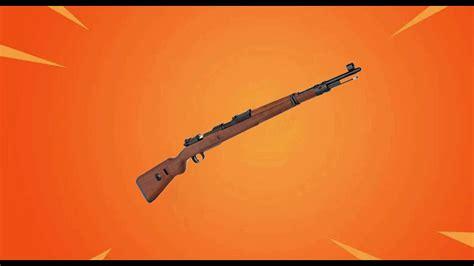 Hunting Rifle Headshot Sound