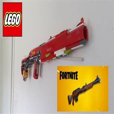 Hunting Rifle Nerf Fortnite
