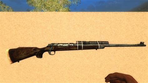 Hunting Rifle Parts 7 Days To Die
