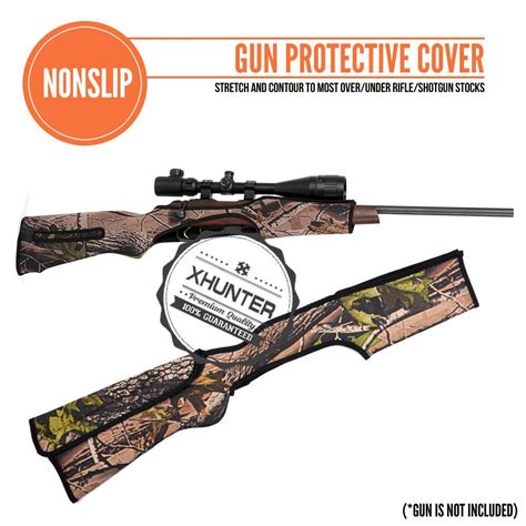 Hunting Rifle Stock Cover